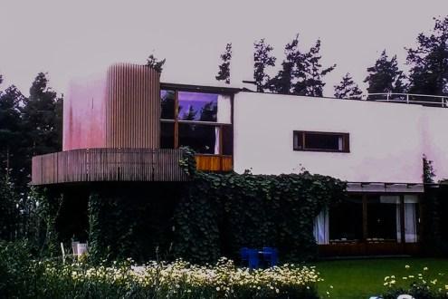 Villa Mairea, 1939. Architect: Alvar Aalto - © R&R Meghiddo 1968 – All Rights