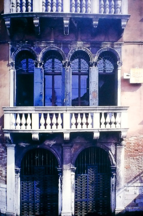 Venice - Querini Stampalia Foundation - © R&R Meghiddo, 1996. All Rights Reserved.