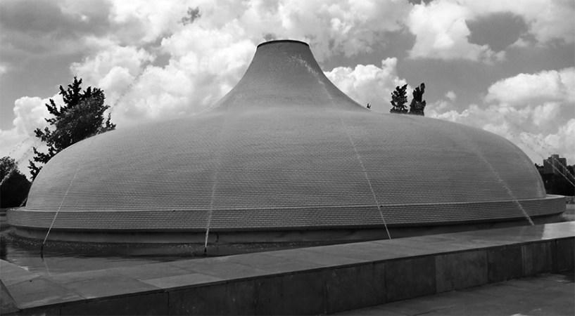Jerusalem - Shrine of the Book, 1965. Architect: Frederick Kiesler - © R&R Meghiddo 1967 – All Rights Reserved