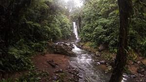 La Paz Falls