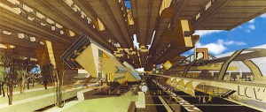 Z.E.N. Neighborhood Design Competition, Palermo, 1970