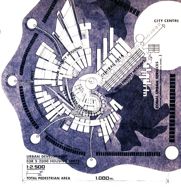 Plan - ⅓ Parks - 1974
