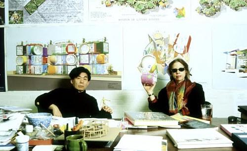 Shusaku Arakawa and Madeline Gins