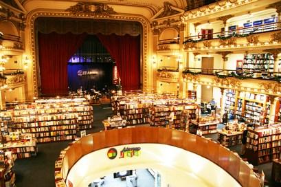 El Ateneo Splendid Bookstore