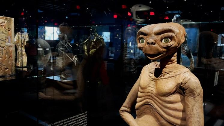 E.T. Alien - Model