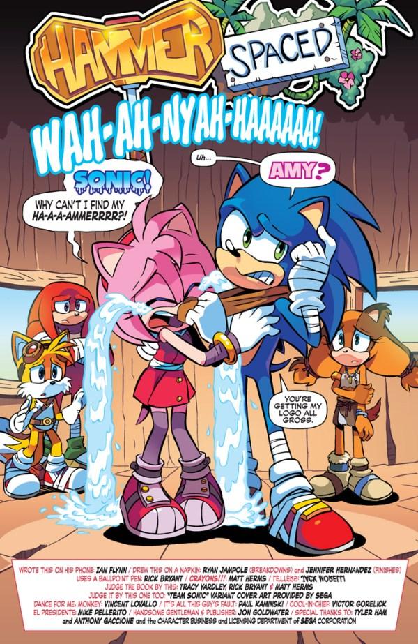 SonicBoom033 Archie Comics
