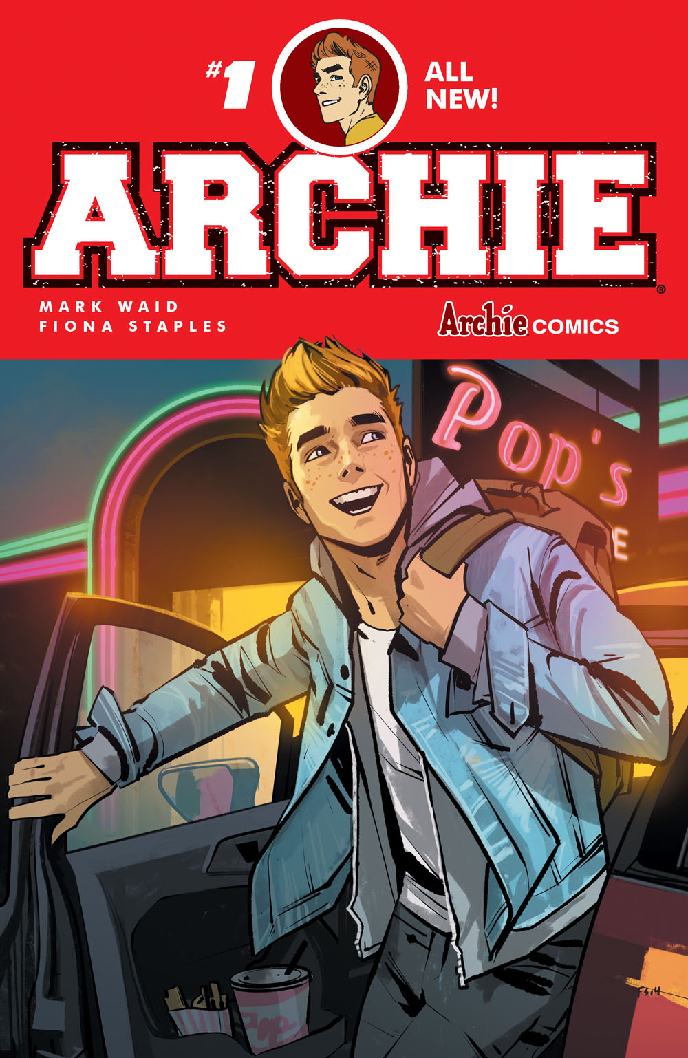Image result for archie comics 2015