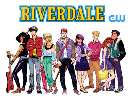 Image result for archie comics and riverdale
