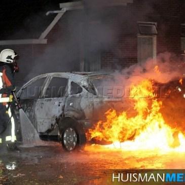 2014-10-11 autobrand Harpelerweg Harpel