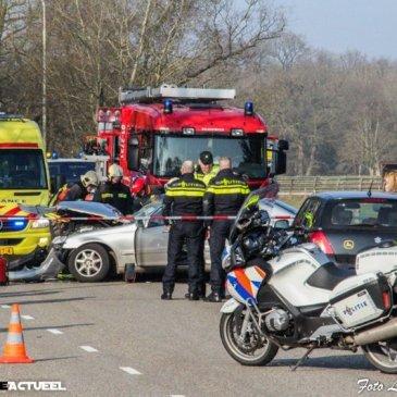 2015-02-16 Ongeval Weenderstraat Vlagtwedde