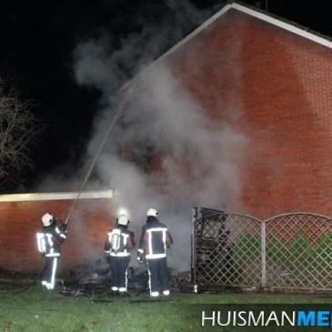 2013-12-31 Schuurbrand Onstwedde