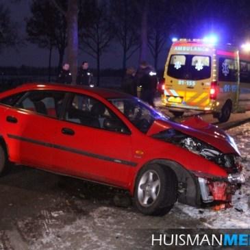 2012-12-08 Ongeval Wollingbourweg Bourtange