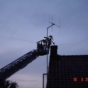 2004-05-10 Schoorsteenbrand Jipsingbourtange