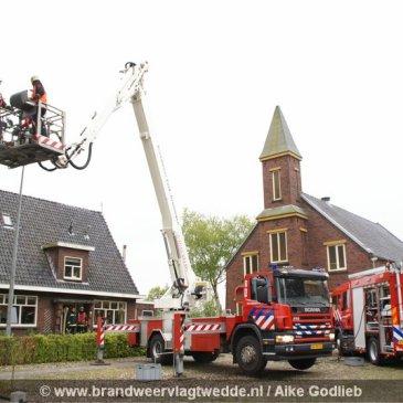 2010-05-12 Schoorsteenbrand Vledderkamp Vlagtwedde