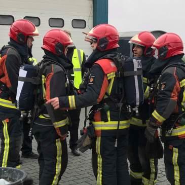 14-04-2018 Brandweerwedstrijden HD Winsum Provinciaal 2e prijs