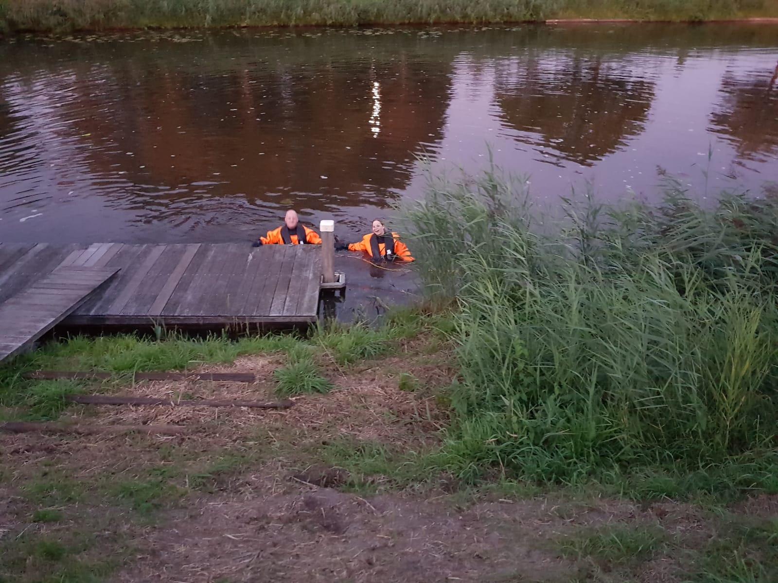18-09-2018 Oefening Water Ongeval (WO)