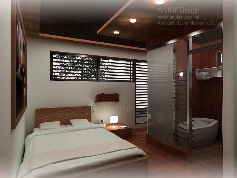 Desain Kos Kosan ArchIEF Design
