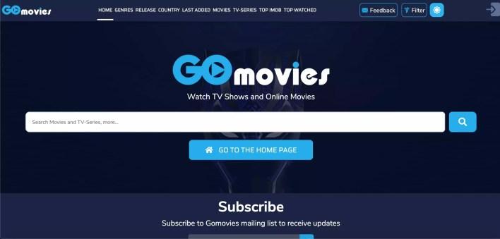 Gomovies Websites like 123movies