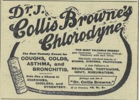 Dr J Brownes Chlorodyne