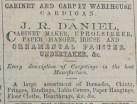 J.R. Daniel cabinet and carpet