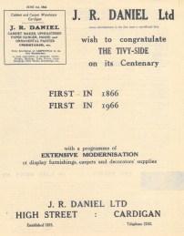 J.R. Daniel Ltd