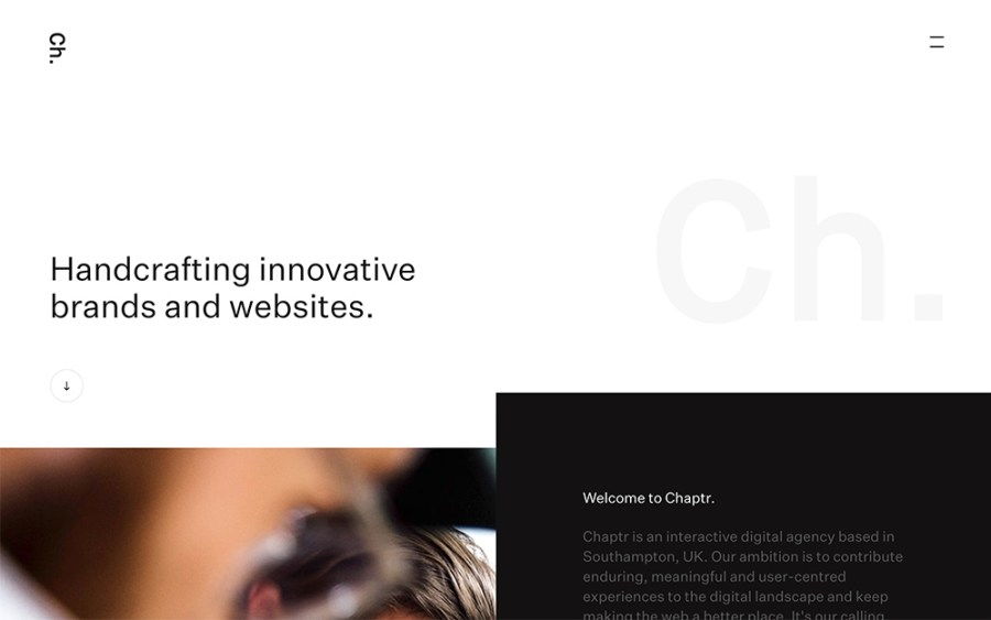 Chaptr - Awesome Websites powered by WordPress