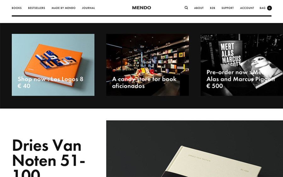 Mendo - Awesome Websites powered by WordPress