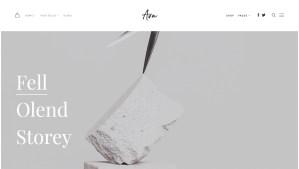 Ava Best WordPress Portfolio Themes