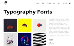Dieter Architecture Resume WordPress Theme