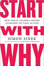 Start with Why - How Great Leaders Inspire Everyone to Take Action by Simon Sinek