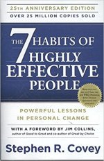 The 7 Habits of Highly Effective People - Powerful Lessons in Personal Change by Stephen R. Covey