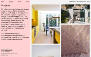 Architecture for London - Best Architecture Websites 2018