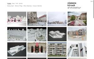 Clemens Kirsch - Best Architecture Websites 2018