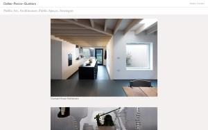Dallas Pierce Quintero - Best Architecture Websites 2018