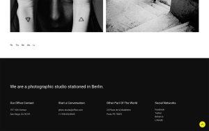 Fierce Best Photography WordPress Themes