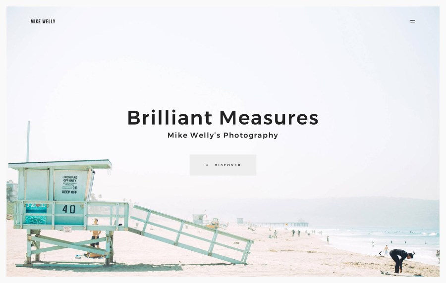 Siena Best Photography WordPress Themes