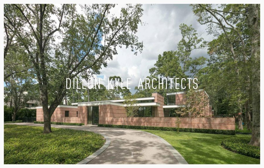 Dillon Kyle Architects - Best Architecture Websites 2018
