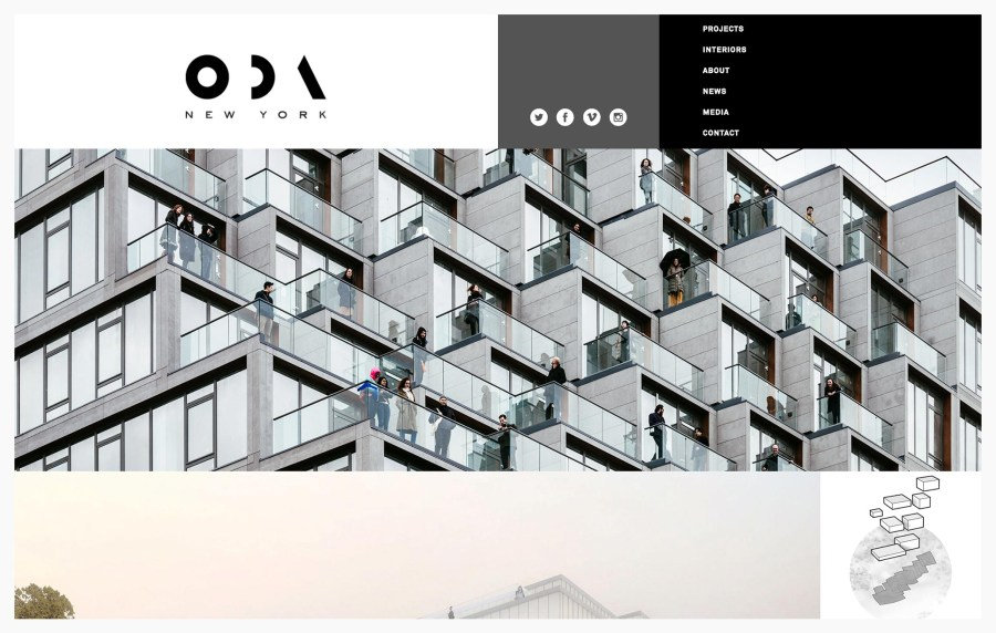 ODA Architecture - Best Architecture Websites 2018
