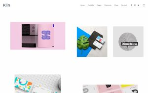 Klin - Best Architecture WordPress Themes