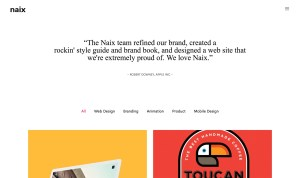 Naix - Best Architecture WordPress Themes