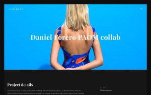 Penumbra Best Portfolio Wordpress Themes