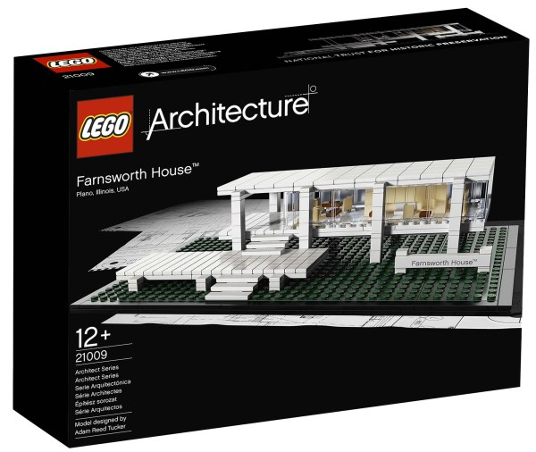 LEGO Architecture - Farnsworth House