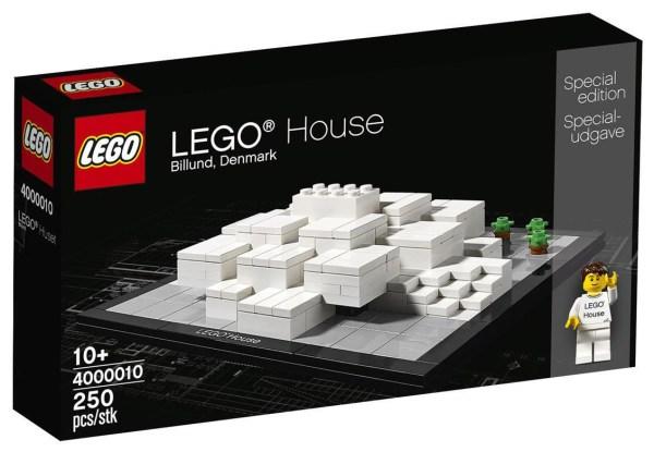 LEGO House Billund, Denmark (Special Edition Exclusive)