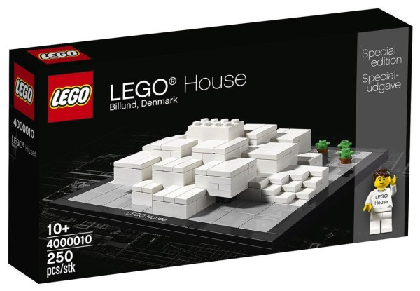 LEGO House Billund, Denmark (Special Edition Exclusive)