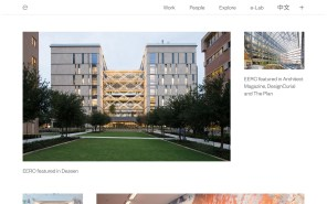 Ennead Architects - Best Architecture Website of 2019