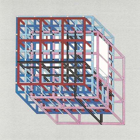 House VI by Peter Eisenmann