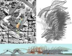 'San Martin Park Infrastructure' by Monad Studio