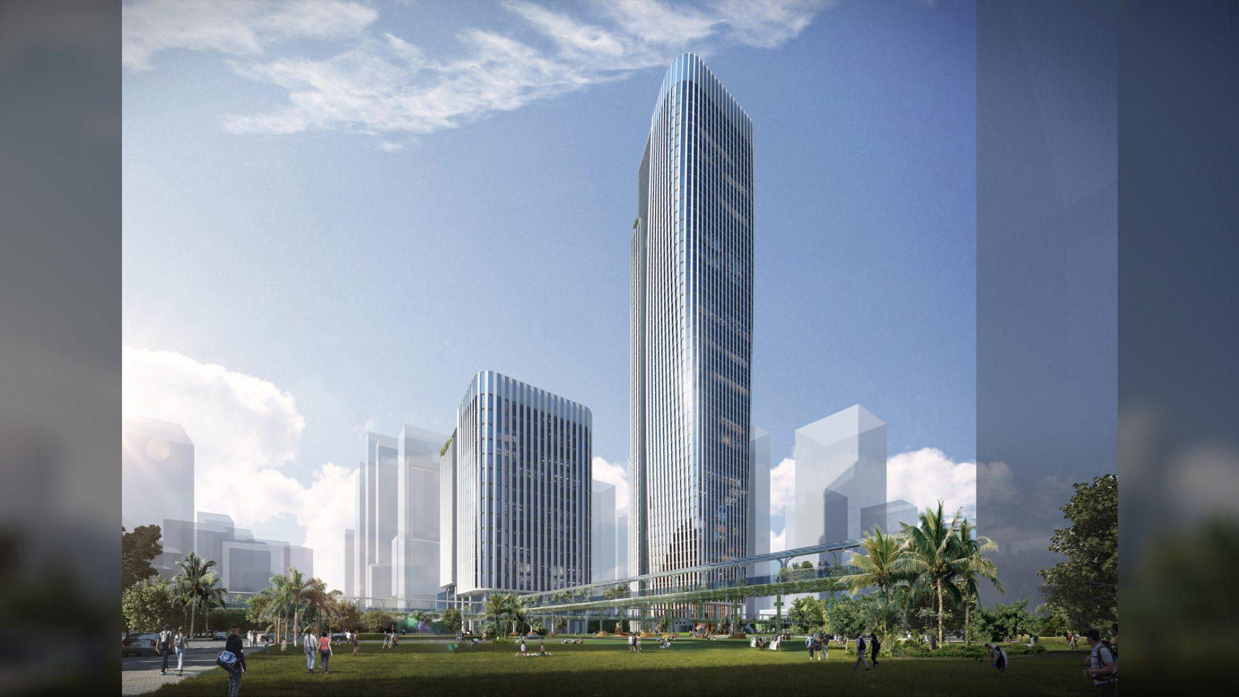 Qianhai Fengtou Towers