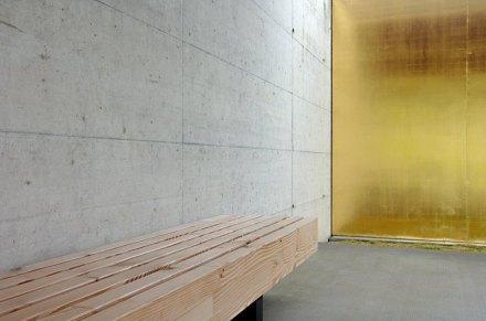 Neubau Friedhof Ebnet CH-Bronschofen, Architekten: Zulauf & Schmidlin CH-Baden Foto © Nina Baisch
