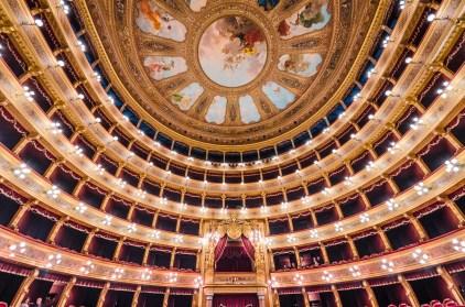 Foto 9 L'interno del teatro Massimo - Marcello Karra